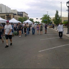 Photo taken at Farmers Market by Mary R. on 5/12/2013