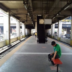 Photo taken at Yellow Line - Taft Avenue Station by Rick T. on 9/25/2012