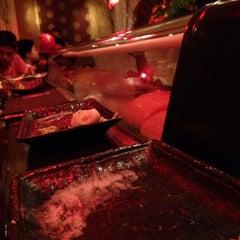 Photo taken at Okoze Sushi by David J. on 11/20/2013