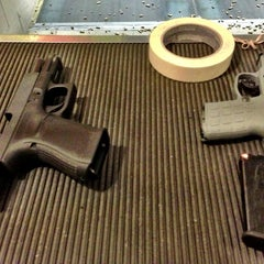 Photo taken at Hoover Tactical Firearms by Andrew P. on 1/3/2013