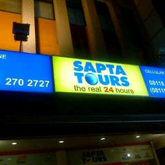 Photo taken at Sapta Tours Travel and Adventure by Subur H. on 1/13/2013