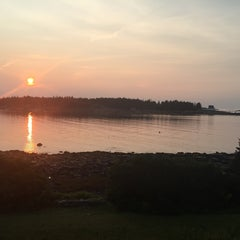 Photo taken at Hupper Island by Julia B. on 8/29/2015
