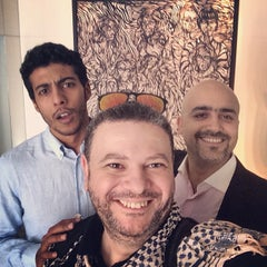 Photo taken at OMG HQ by Mohammed A. on 3/12/2014