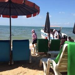 Photo taken at phu view talay resort by Baiba L. on 11/13/2014