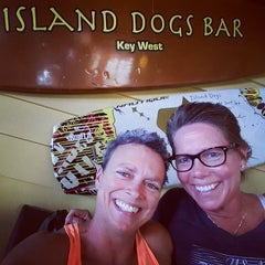 Photo taken at Island Dogs Bar by Kelly G. on 6/24/2015