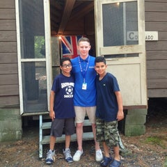 Photo taken at New York YMCA Camp by Crystal on 6/30/2013