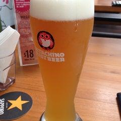 Photo taken at JiBiru Craft Beer Bar by Adriano M. on 3/16/2013