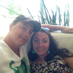 Photo taken at Aga Hotel by Pavel S. on 7/25/2013
