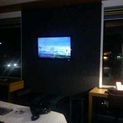 Photo taken at Aloft Bogota Airport by Jesus Z. on 10/1/2012