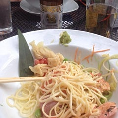Photo taken at Asiana Noodle Shop by Mathew H. on 7/19/2014