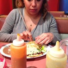 Photo taken at Dona Naty's Tacos by Jaime C. on 5/12/2014