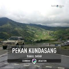 Photo taken at Pekan Kundasang by Diver L. on 6/2/2013