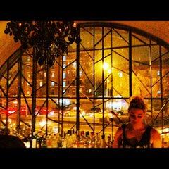Photo taken at Bowery Ballroom by Erik D. on 10/27/2012