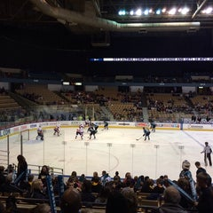 Photo taken at Worcester Sharks by Steve H. on 11/24/2013