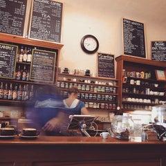 Photo taken at Linnaea's Cafe by Joseph L. on 2/10/2015