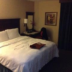 Photo taken at Hampton Inn & Suites Casa San Agustin Centro by Luis G. on 11/13/2012