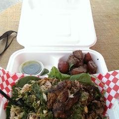 Photo taken at SoCo Farmers Market by Jim B. on 4/19/2014