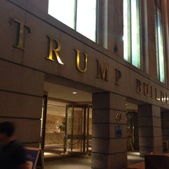 Photo taken at Trump Building by Dale A. on 5/18/2014