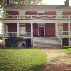 Photo taken at Appomattox Court House National Historical Park by Sarah P. on 10/14/2012