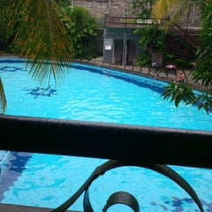 Photo taken at Hotel Winotosastro Garden by Dheny H. on 12/30/2013
