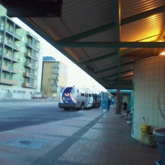 Photo taken at Sun Tran Ronstadt Transit Center by sunny on 10/22/2011