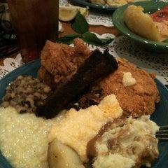 Photo taken at Paula Deen Buffet Harrah's Tunica by Mark D. on 9/2/2011