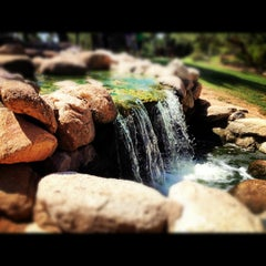 Photo taken at Reid Park by Brittni on 9/4/2012