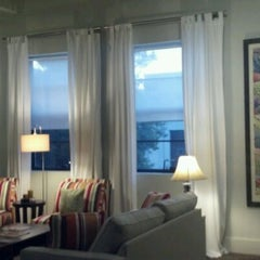 Photo taken at The Lofts at the Five and Dime by Katy M. on 6/11/2012