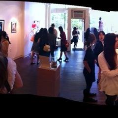 Photo taken at UFORGE Gallery by Matt M. on 9/11/2011