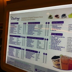 Photo taken at Chatime by 🎯TuckkaTan on 5/29/2012