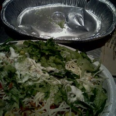 Photo taken at Chipotle Mexican Grill by Melissa S. on 9/21/2011