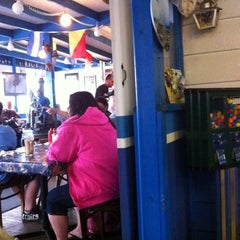 Photo taken at Lighthouse Harbor Grille by Bekah A. on 7/31/2011