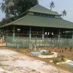 Photo taken at Keraton Amantubillah Mempawah by eka i. on 10/2/2011