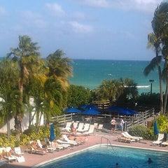 Photo taken at Four Points by Sheraton Miami Beach by Val E. on 11/12/2011