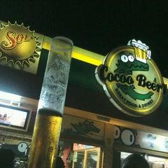 Photo taken at Cocoo Beers by Juan Manuel C. on 4/4/2012