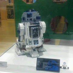 Photo taken at The LEGO Store by Andrew H. on 7/2/2012