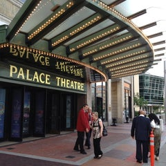 Photo taken at Palace Theatre by Allen H. on 6/23/2012