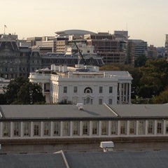 Photo taken at W Washington DC, Rooftop by Daryl W. on 10/18/2011