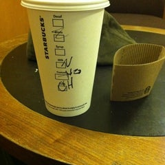 Photo taken at Starbucks by Zack E. on 10/23/2011
