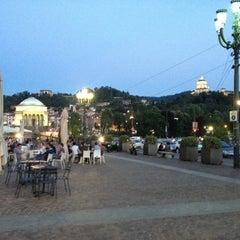 Photo taken at Piazza Vittorio Veneto by Gabriella on 6/13/2012