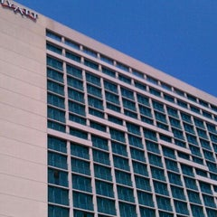 Photo taken at Hyatt Regency Jacksonville by Babylonia R. on 4/24/2011