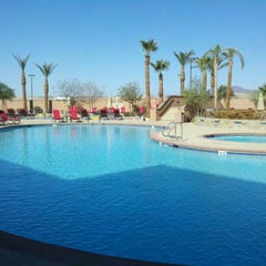 Photo taken at Quechan Casino Resort by Javier M. on 11/25/2011