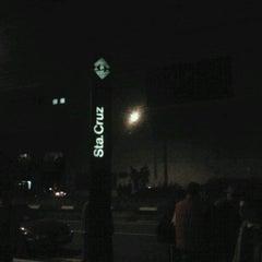 Foto tirada no(a) Estação Santa Cruz (Metrô) por Augusto O. em 9/18/2011
