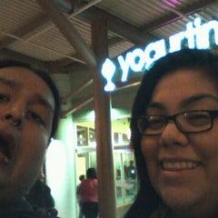 Photo taken at Yogurtini by Hugh Jazz on 12/28/2011