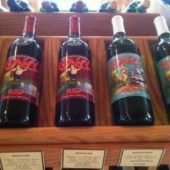 Photo taken at Torrey Ridge Winery by Brynne N. on 3/12/2011