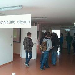 Photo taken at FH Oberösterreich - Fakultät für Informatik, Kommunikation und Medien by Wolfgang H. on 3/11/2011
