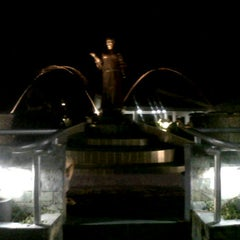 Photo taken at Maria Clara Lobregat Park by Jessie S. on 6/16/2012