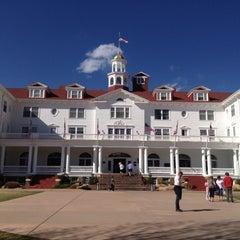 Photo taken at Stanley Hotel by Mackenzie M. on 4/8/2012
