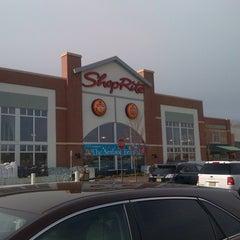 Photo taken at ShopRite by 🚒Thomas🔥🔥 K. on 3/25/2011