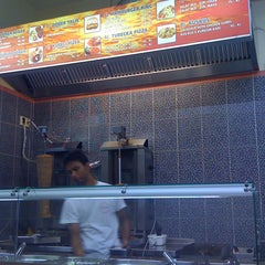 Photo taken at Döner Kebab Can Bey by abr011 on 9/26/2011